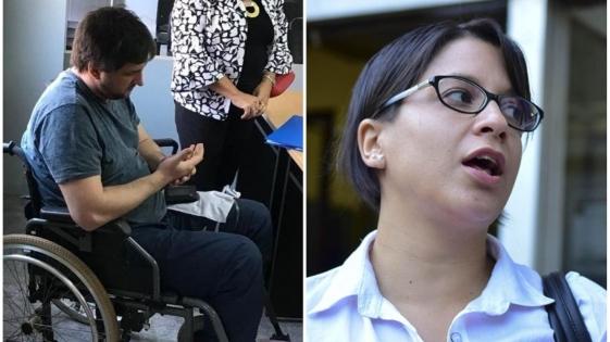 Slámovits: la abogada no fue al juicio y cayó la Querella Civil