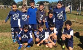 Fútbol infantil a beneficio este sábado en Oberá