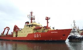 La Televisión Pública estrena documental sobre el buque Austral