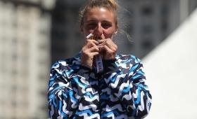 María Sol Ordas le dio la primera medalla de oro a la Argentina