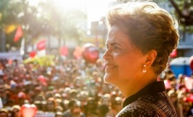 Dilma Rousseff podrá ser candidata a senadora