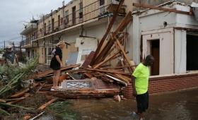 Se elevó a 14 los muertos por el huracán «Michael» en Estados Unidos
