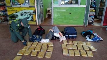 Resultado de imagen para Iguazú. marihuana 75 kilos
