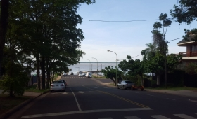 Se habría ahogado una persona en el río Paraná