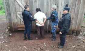 Capturan a prófugo acusado de violar a su hija