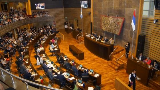 Se aprobó el Presupuesto 2019 en la Legislatura provincial