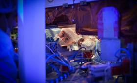 Noche espacial: se lanza el SAOCOM 1A