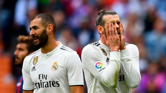 Levante derrota al Madrid en el Bernabéu