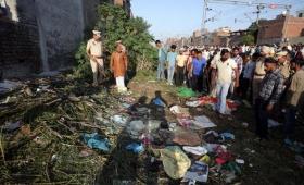 India: 59 muertos por la tragedia ferroviaria