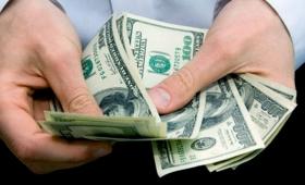 El Dólar mayorista quebró la banda y el BCRA compró US$20 millones