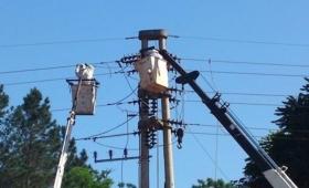 Habrá cortes de energía en varios puntos de la provincia