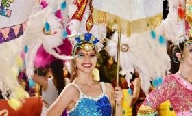 Fin de Fiesta: la Estudiantina tuvo su Show de Scolas