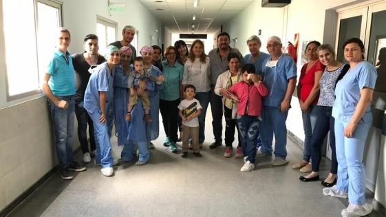 Chaco: oftalmólogos realizaron campaña solidaria en el Impenetrable