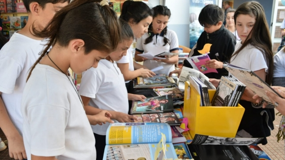 9 mil visitantes en la 1ª Feria del Libro Ciudad de Posadas