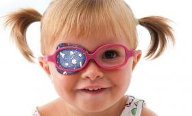 Prevención de ambliopía para niños en el hospital