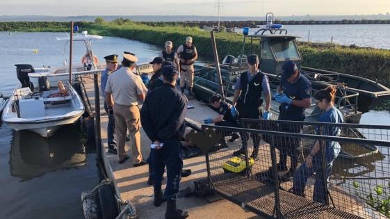 Hallaron el cuerpo del joven desaparecido en el Río Paraná
