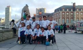 Juegos Evita: 5 medallas para escuelas municipales