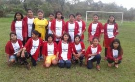 Fútbol femenino en Jardín América