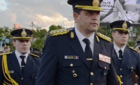 """Mazur ratificó la """"continuidad de la política en seguridad"""""""