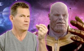 El creador de Thanos quería a otros dos actores para el papel