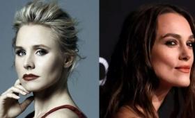 Keira Knightley y Kristen Bell, en guerra contra las princesas Disney