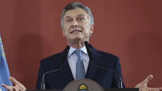 Macri valoró la sanción del Presupuesto