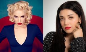 Mon Laferte será parte de nuevo disco de Gwen Stefani