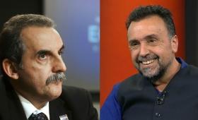 """Cruce entre Navarro y Moreno: """"Vamos a terminar todos presos"""""""