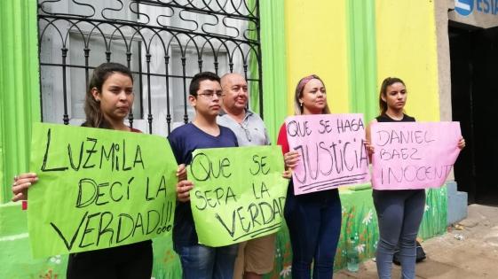 Pareja atropellada en Posadas: insisten en que Báez es inocente