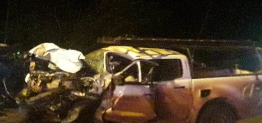 Choque fatal en San Vicente: dos muertos