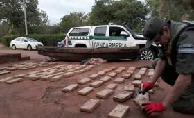 Secuestran más de 88 kilos de marihuana en San Ignacio