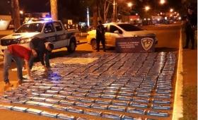 Secuestraron 600 gruesas de cigarrillos ilegales en El Soberbio