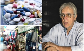 Denuncian venta ilegal de medicamentos en la Placita