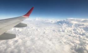 Creció la cantidad de pasajeros de vuelos cabotaje