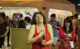 «Estación de fuego» encendió la Feria del libro