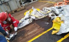 Un avión con 188 personas a bordo se estrella en Indonesia