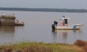 Se cumplieron 24 horas de búsqueda en el Paraná