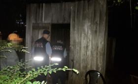 Adolescente detenido por un homicidio