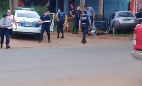 Escapaban de la Policía, despistaron y fueron detenidos