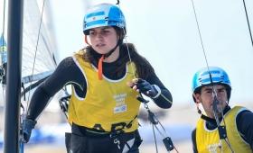 Medalla de oro en vela para el binomio Cittadini y Romairone