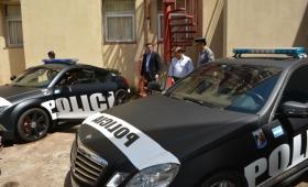 Un Audi TT y un Mercedes E-300, nuevos móviles de la policía