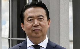 Buscan al presidente de Interpol