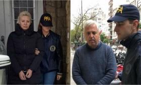 Declararon los detenidos ligados a la viuda de Daniel Muñoz