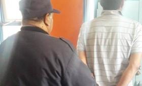 Invadió la casa de su ex, la agredió y fue detenido