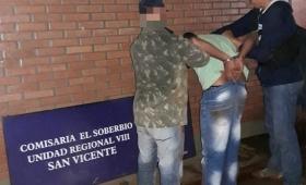 Capturaron a prófugo acusado de balear a un hombre