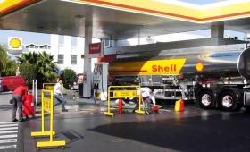 Shell aumentó un 2,09% el precio de la nafta