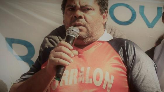 Oberá: Hugo Silva comenzó una huelga de hambre