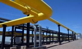 Primera exportación de gas natural a Chile