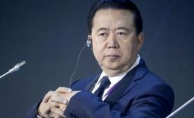 Presidente de Interpol está bajo vigilancia en China