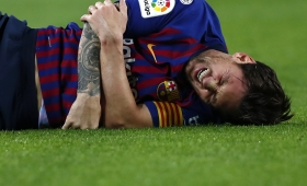 Aseguran que Messi no necesita cirugía